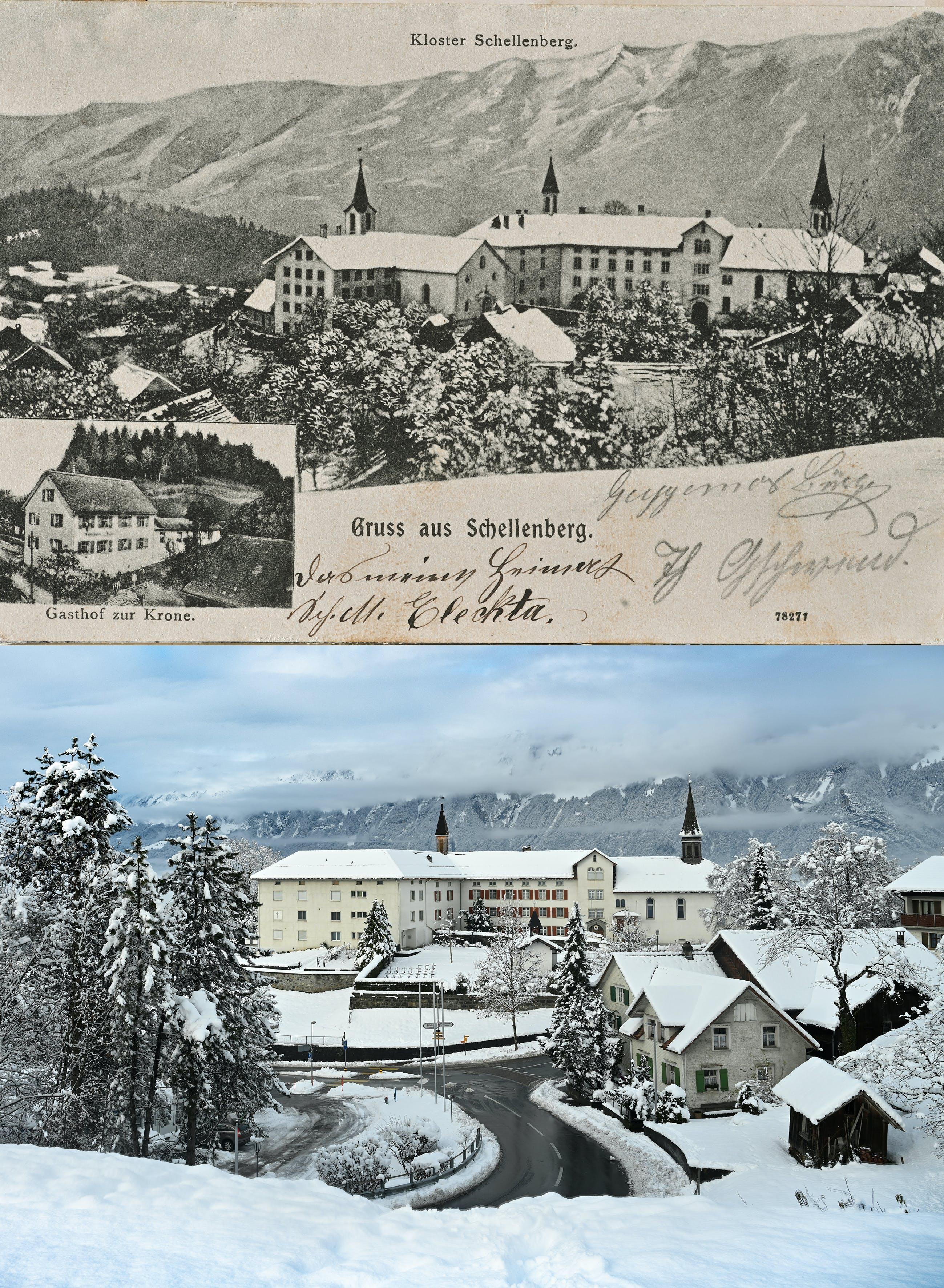 Kloster Schellenberg