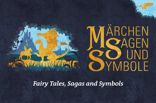 Märchen Sagen und Symbole Key Visual