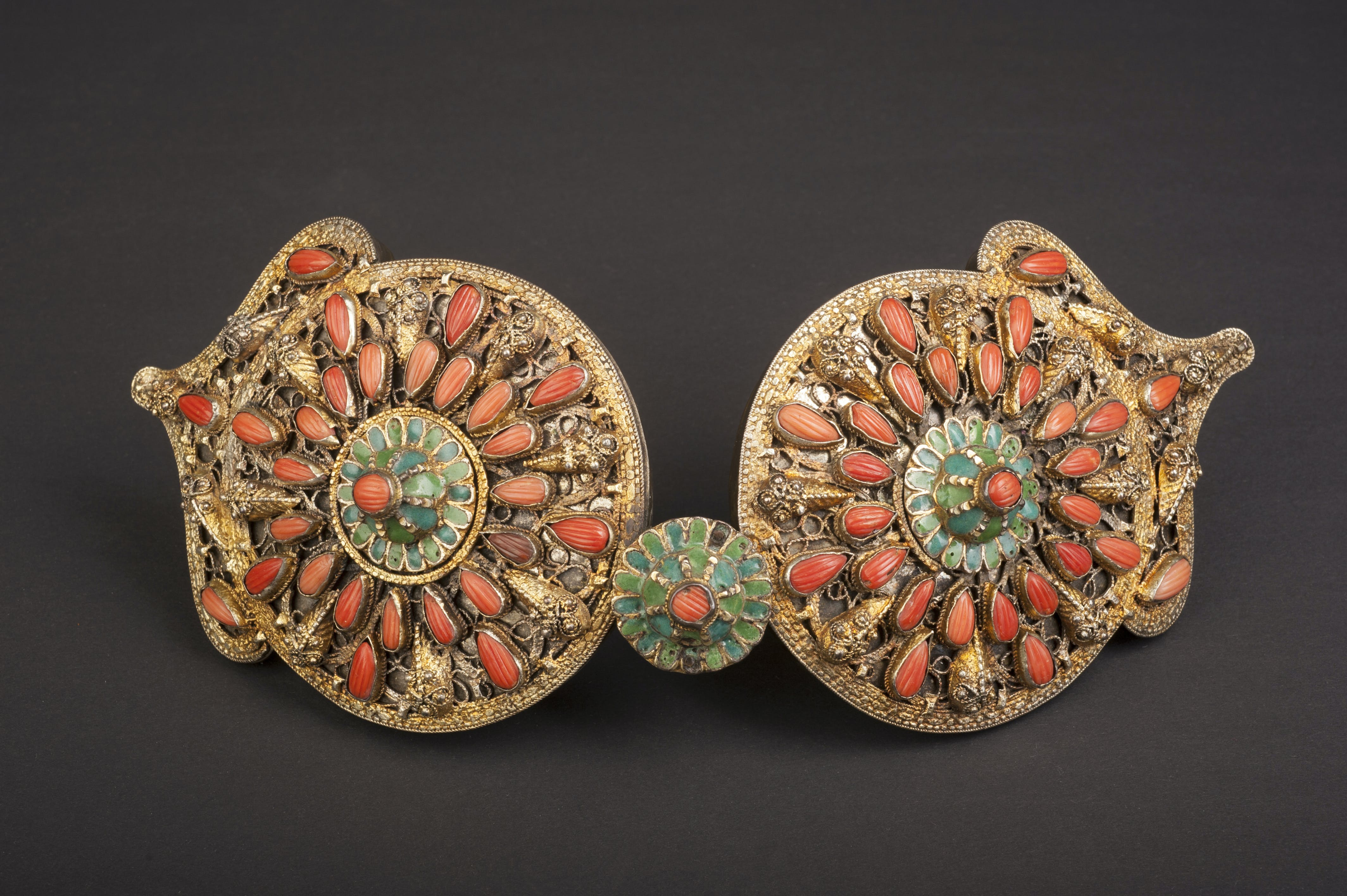 Osmanische Guertelschnalle