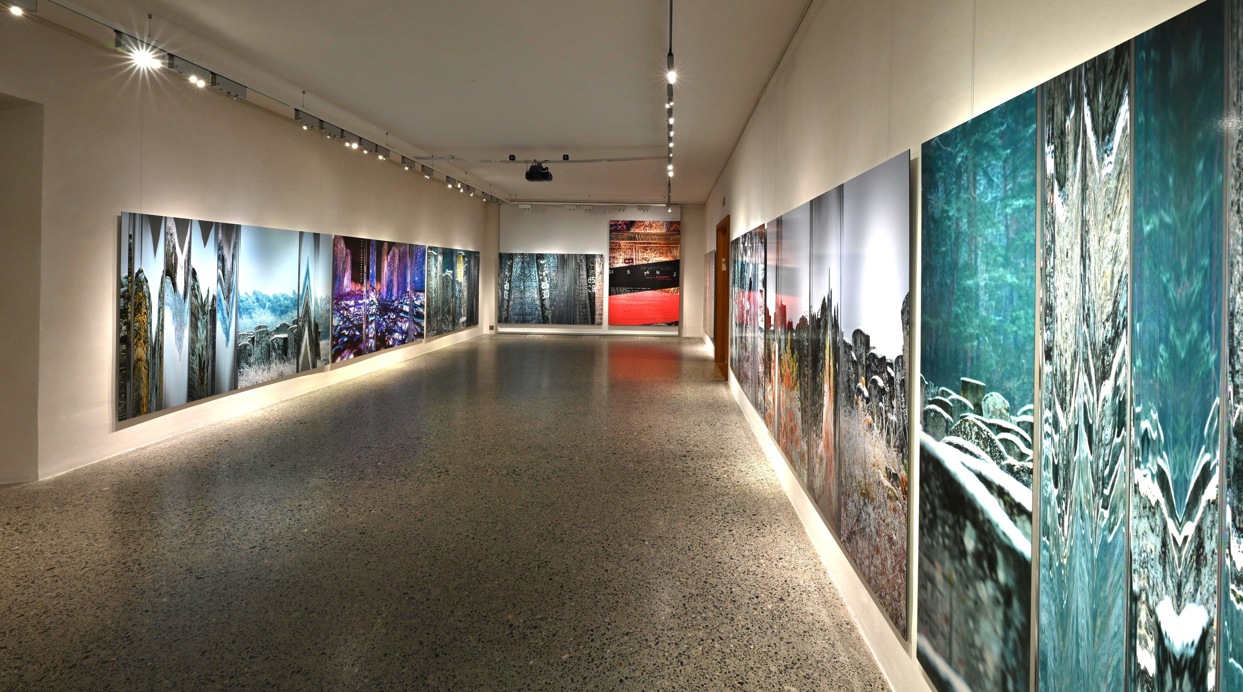 Distanz Ausstellung 3