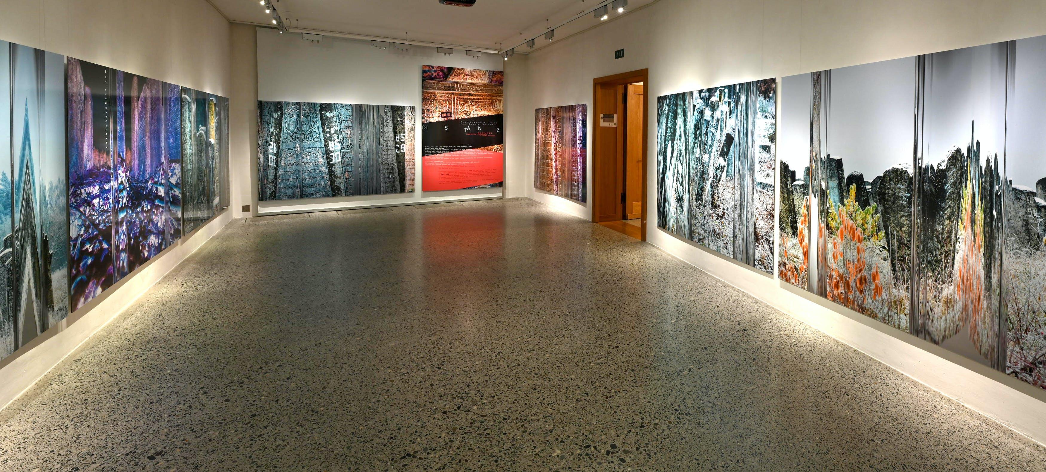 Distanz Ausstellung 2