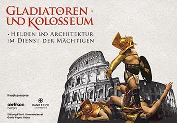 Gladiatoren und Kolosseum teaser