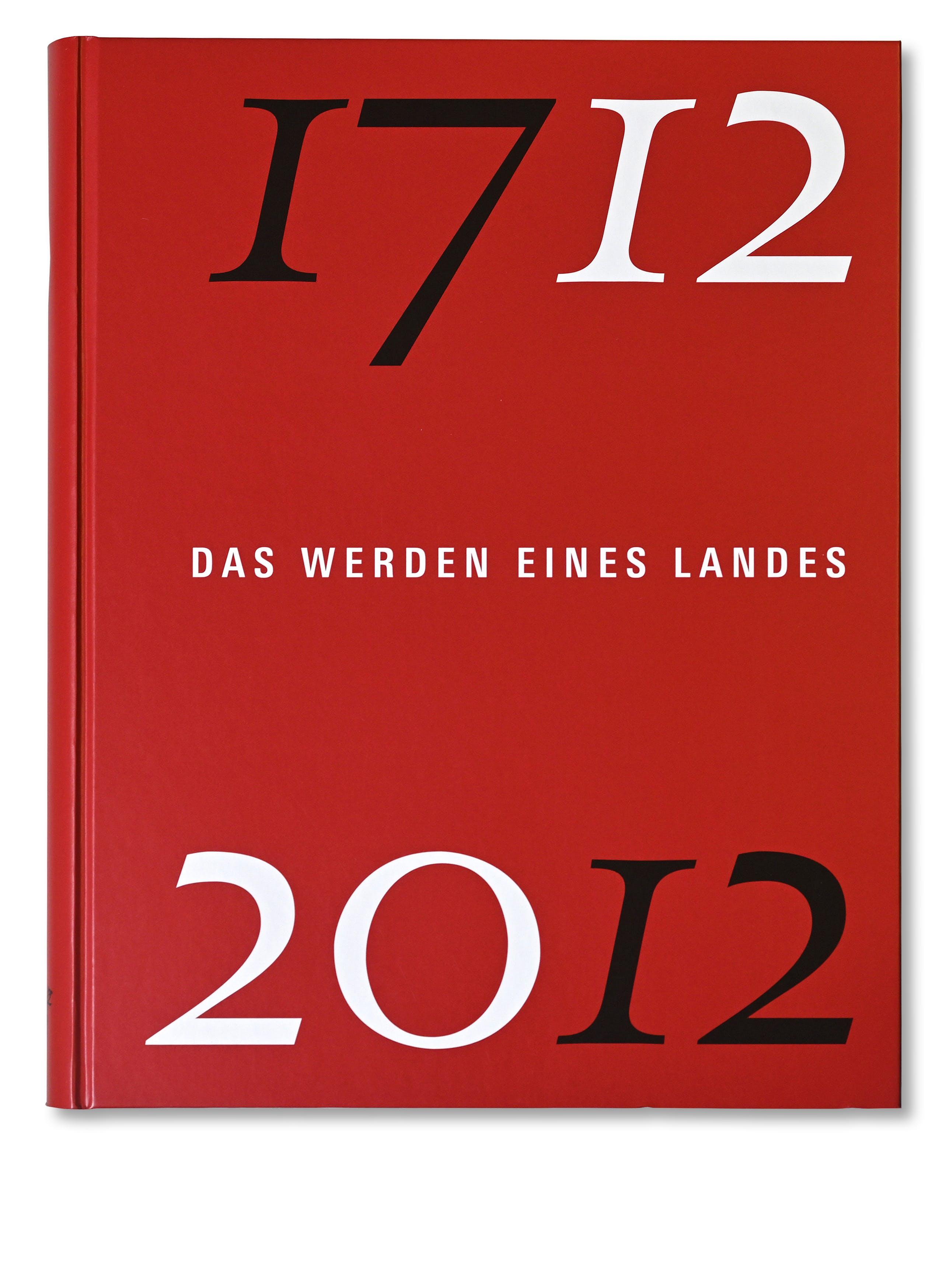 Publikation 1712 Das Werden eines Landes