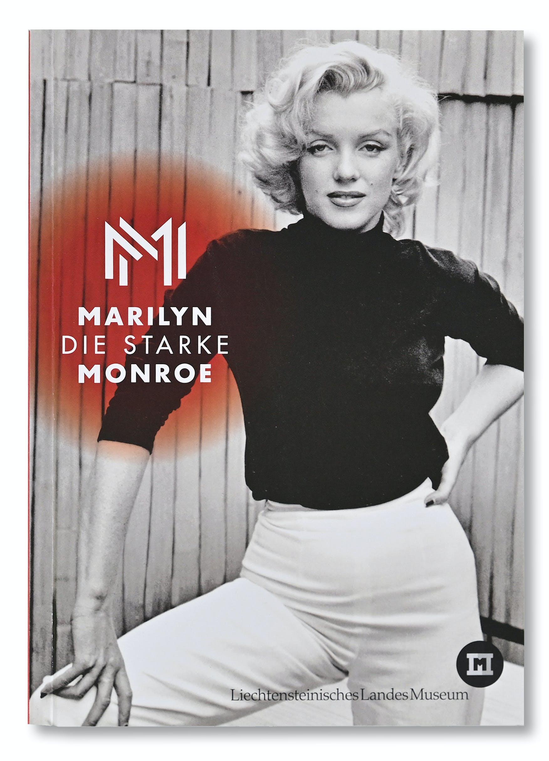 Publikation Marilyn die starke Monroe