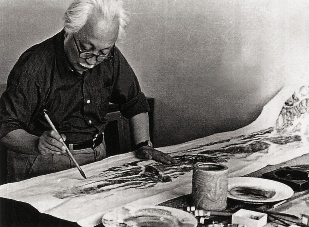 Zhang Ding, 1980
