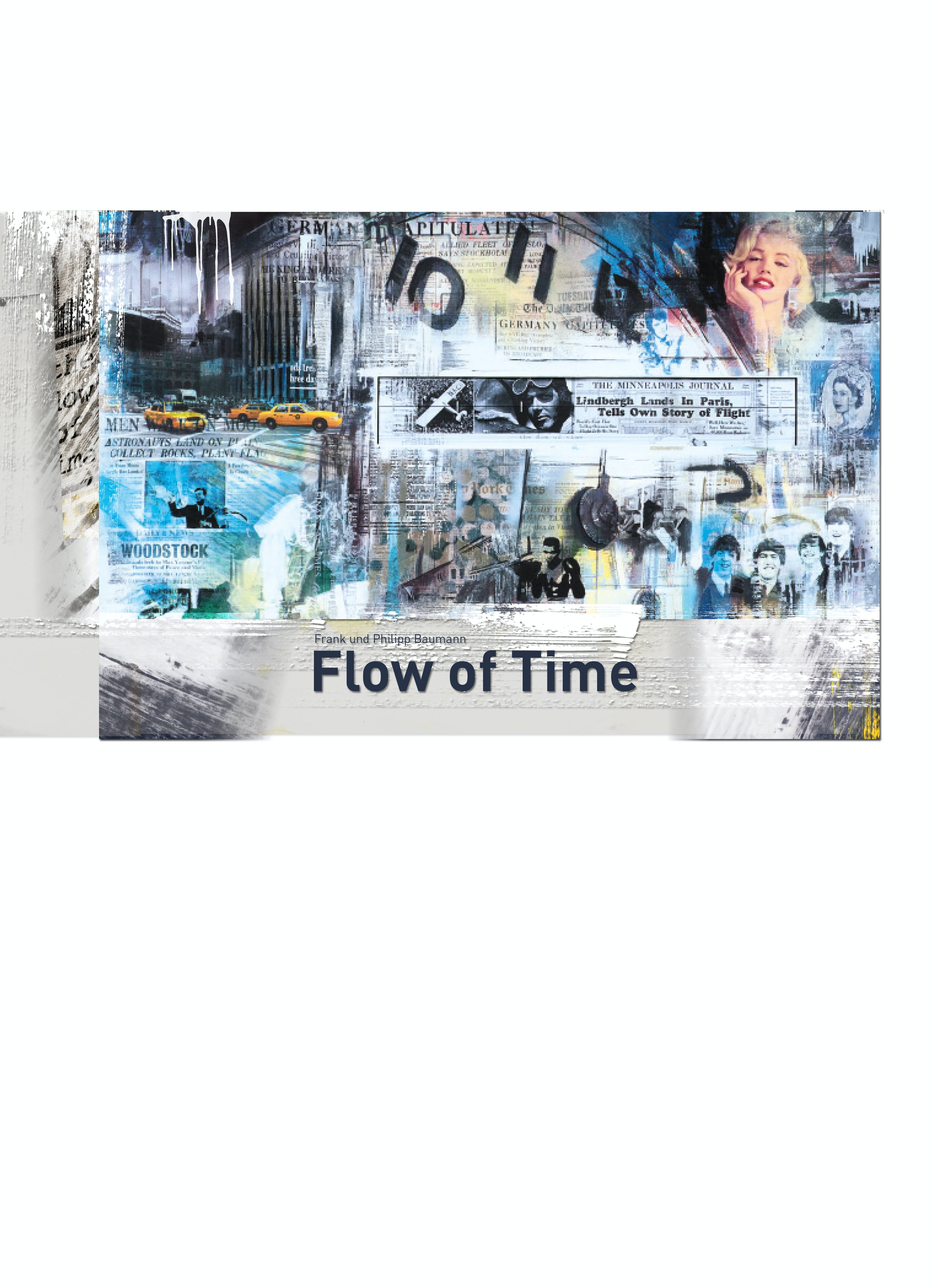 LLM Flow of time