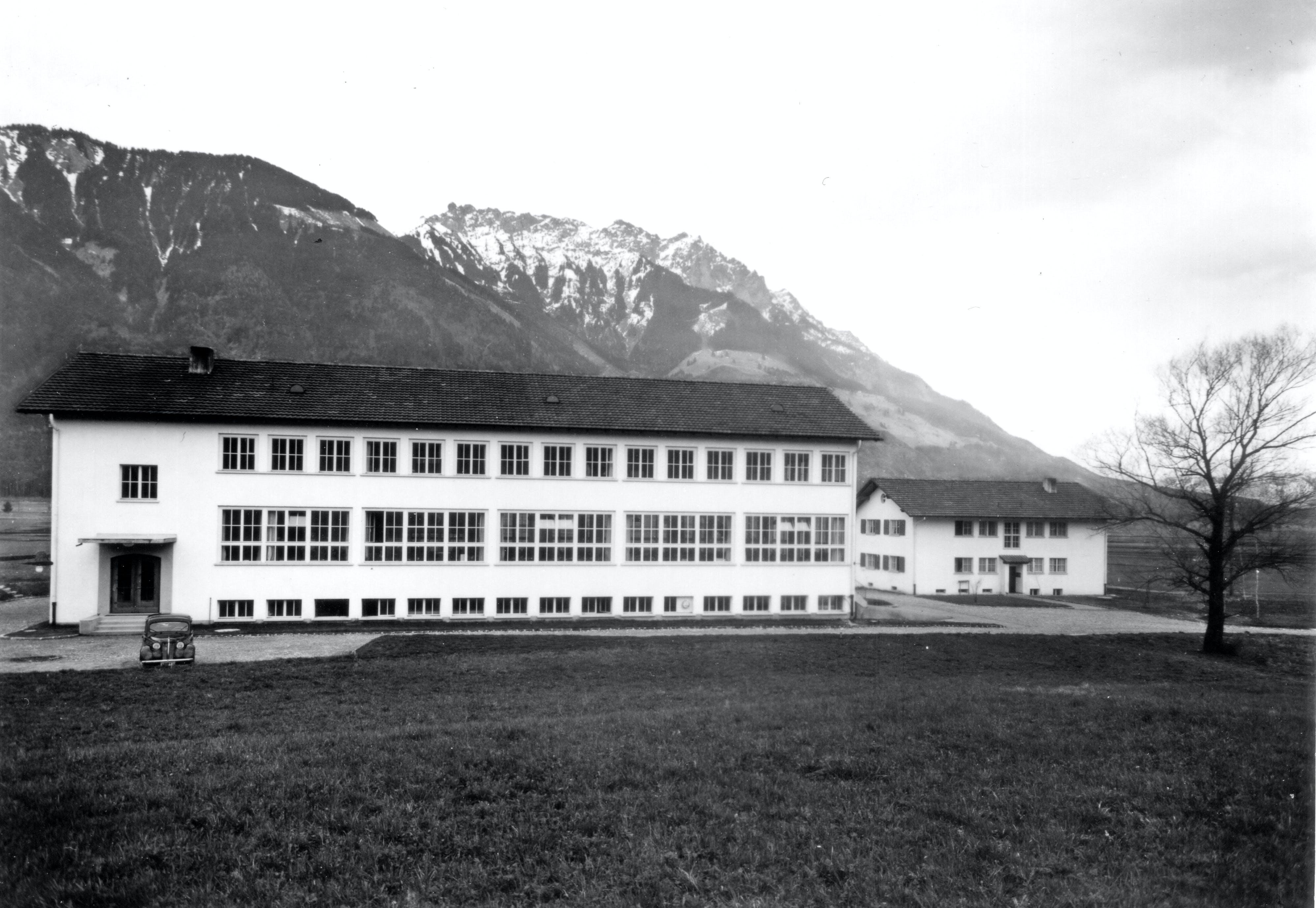 Contina Gebäude 1948