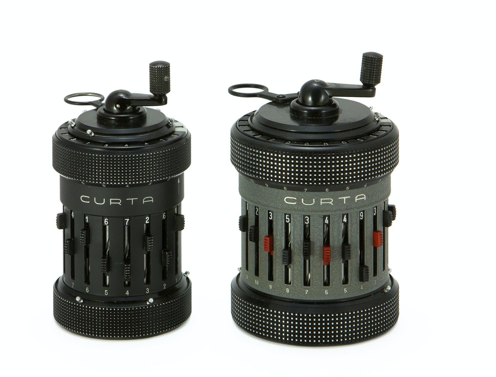 Curta 1 und Curta 2